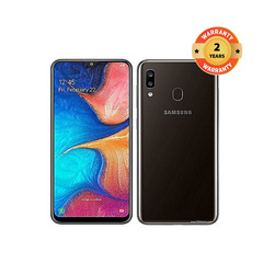 Samsung Galaxy A20,3GB, 32GB,Dual Camera black