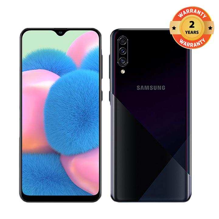 """Samsung Galaxy A30s, 6.4"""", 64GB + 4GB (Dual SIM) black"""