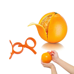 Special offer (Orange Peelers + Fruit Knife + Peelers) three sets of peeling tools random normal