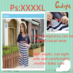 New Summer Clothes for Pregnant Women with Large Size Fashion ord l