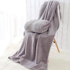 Adult bath towel pure cotton padded 800g large bath towel , home bath towel Gray 80cm*160cm 800g
