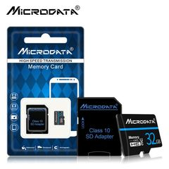 High speed Memory Flash card 32GB/64GB/128GB Class10 Micro SD Card flash drive high speed Flash card Black 80MB/S 32 gb Memory Card
