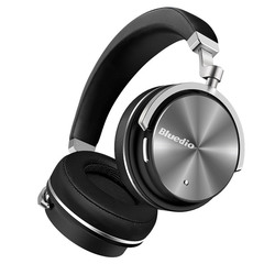 Original Bluedio T4S bluetooth headphones with microphone ANC  noise cancelling wireless headset white