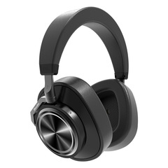 Bluedio T6S wireless bluetooth headset noise reduction headphones with micfor phones  voice control black