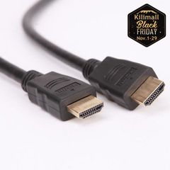1m(3.28ft)High speed Gold Plated Plug Male-Male HDMI Cable 1.4 Version HD 1080P 3D for HDTV XBOX PS3