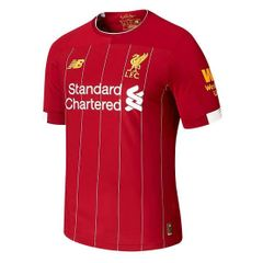 Liverpool FC Football jersey Soccer season 19/20 Home Kit Red