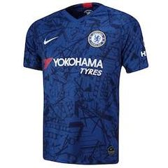 Chelsea FC 2019/20 jersey home kit t-shirt shirt soccer men women Blue