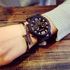2019 New Sport Watch Fashion Men's Watch Big Size Watch Couple Watch a one size