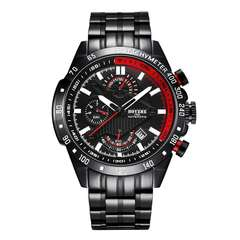 BOYZHE Brand High End Sport Watch Fashion Businessmen Watch Men's Waterproof Quartz Wrist Watch a one size