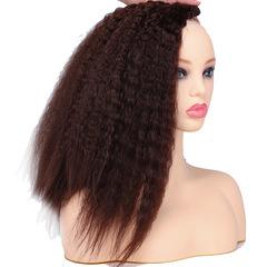 Wig wigs wig cap wigeat wig hair wig caps wig human hair wigs short  wigs long Three piece suit 4# 16cm+18cm+20cm Three piece suit
