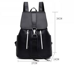 Bags Women Backpack handbags New fashion Outdoor travel bag multi-function high-capacity black 1