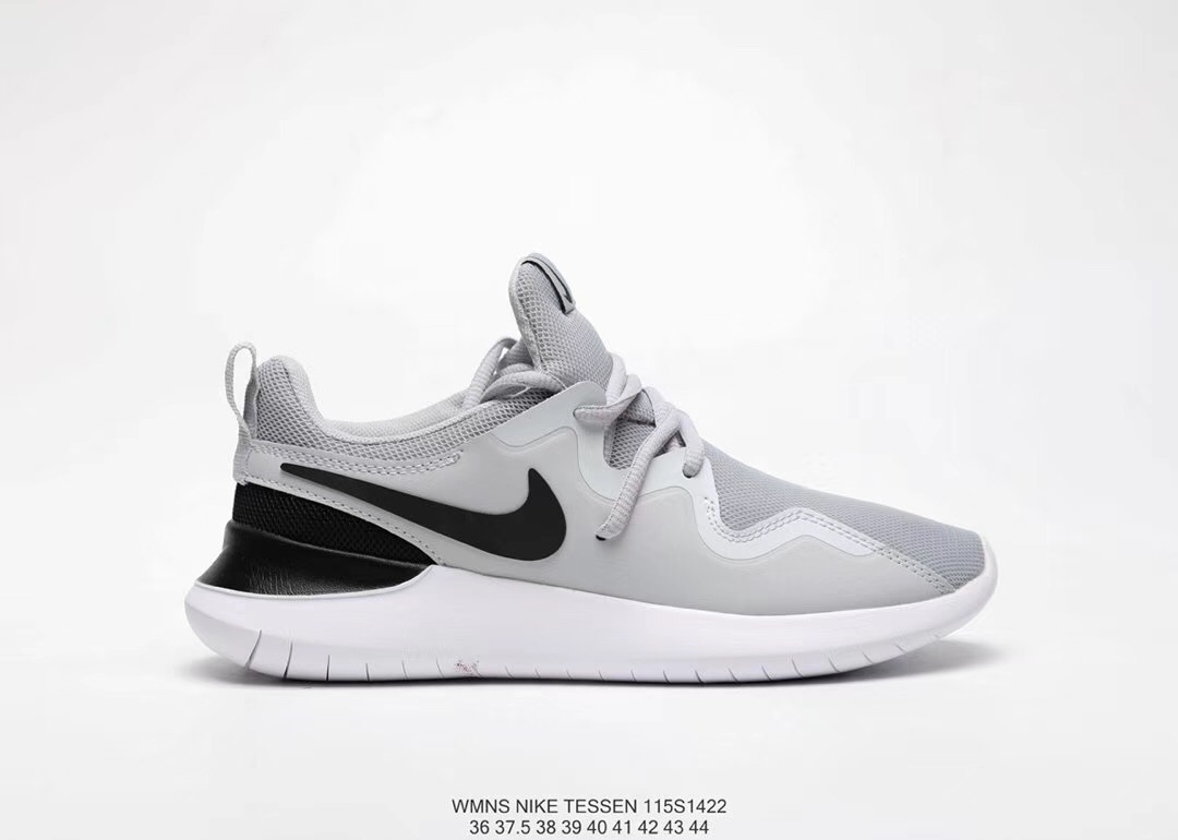 new concept bd23e a4989 Nike Tessen 115S1422 Nike London 4 generation aerated lightweight running  shoes white mix euro 36