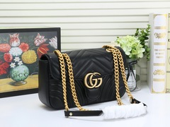 gg marmonf shoulder pack women's bags fashion bags backpacks color 1 26*15*7cm
