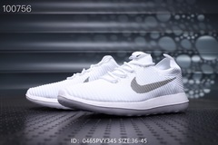 Nike Roshe Two Flyknit ultra-light and comfortable foot sport shoes sports shoes men's shoes color 1 eur 39