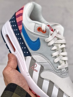Nike WMNS Air Max 1 Essential 87 reprint Air cushion men's shoes women's shoes sports shoes color 1 eur 36