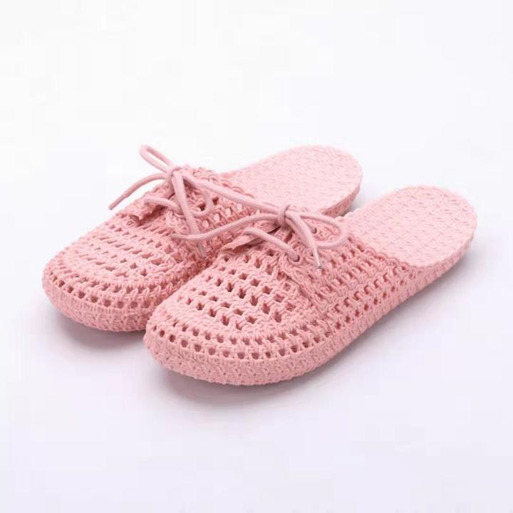 Rhodos Fashion-Female fashion cave sandals pink 36