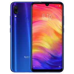 Xiaomi Redmi Note 7 4GB 64GB BIG Smart Phone Dual Camera 6.3
