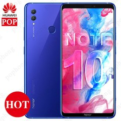 New Huawei Honor Note 10 ROM Smart Phone Dual SIM 6.95'' Android 8.1 Rear 24.0+16.0MP 6g+128g emerald green
