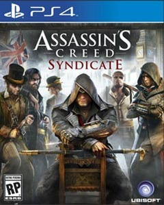 PS4 G. Assassins Creed Syndicate one color one size