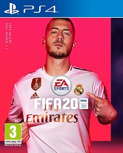 PS4 Game FIFA 20 Standard Edition one color one size
