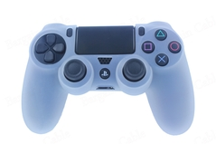 PS4 A. Nude Silicone Controller Cover - Transparent one color one size