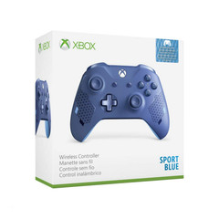 XBOX 1 Accessory Wireless Joystick – Sport Blue Special Edition one color one size