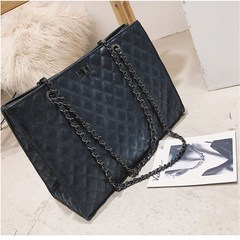 Brand Design Satchel Purses and Handbags for Women Shoulder Tote Bags Messenger Shopping Bags Black Large