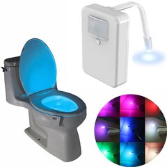 TOILET BOWL SENSOR LIGHT WHITE 7.6 20