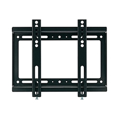 Wall mount black