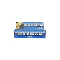 Maxman colourless skin application