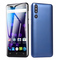 5.0 inch P20 touch screen smart phone,1+8GB,Support bluetooth and wifi,Dual Card blue