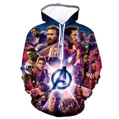 New Hoodies Avengers 4 Final Battle Shirt Superhero Sweatshirts,Fashion men's wear A xxl