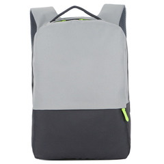 2019 New computer backpack, Large shoulder bag, Men's leisure fashion outdoor travel bag,schoolbag gray 42*27*13cm