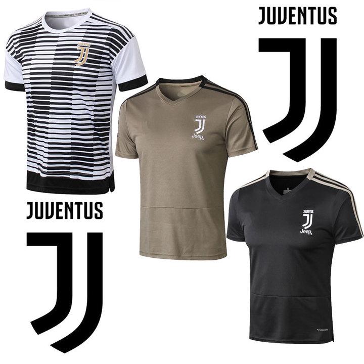 promo code 3665e f6f49 New sports T-shirt Italian football league Juventus football club sports  jersey leisure sportswear white S Sports t-shirt