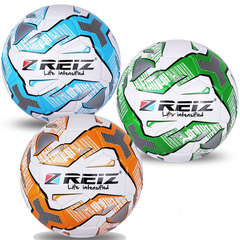 REIZ No.5 PU football  competition football training ball free to send net bags and needles