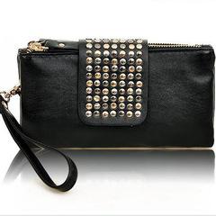 handbags Rivet Handbag  in Europe and America Fashion