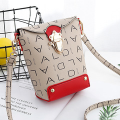 Women's Bag New Single Shoulder Slant Handbag Mobile Bag with Summer Fashion Leisure Handba 1 thy only
