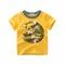 2019 summer children clothing boy short-sleeved T-shirt cotton kids clothing Tshirt baby half-sleeve 1 90cm cotton