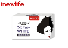 DR.DAVEY skin Anti-Aging soap Hydrating handmade soap white soap