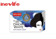 DR.DAVEY Anti-Aging soap deep cleaning moisturizing skin oil control handmade soap face smooth soap white soap