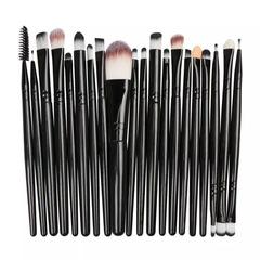 20pcs makeup brush beauty makeup kit eye shadow brush eyebrow brush face brush 2