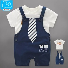 New born Baby clothes Boys and girls clothes clothing cotton chothes 2piece set fit 1 66cm
