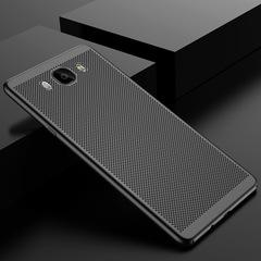 Phone Case For Samsung Galaxy S6 S7 Edge S8 S9 Plus S10e S10 Plus Hard PC Phone Case black for S6
