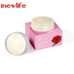 Nipples Intimate Private Whitening Pink Lips Nipples Body Whitening Soap Natural Skin Lightening crystal 50g