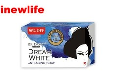 DR.DAVEY deep cleaning facial soap refreshing oil control whitening nourishing hydrating skin care whitening soap