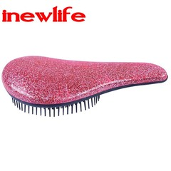 Professional Exquite Cute Useful Comb Salon Styling Hair Brush Detangling Combs Hair beauty comb as picture show #1 one size