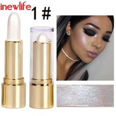 Highlighter pen Face Concealer Contouring Bronzer brighten 3D Contour Makeup Glow highlighter stick #01
