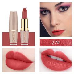 4Colors Matte Lipstick Long Lasting Lip Cosmetic Lip Waterproof Makeup Lip Gloss Maquiagem No Fade #27