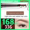 6Colors Eyebrow pencil Natural Long Lasting Paint Tattoo Eye Brow Waterproof Eyebrow Pencil Make up #3 temperament autumn brown
