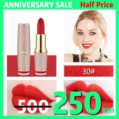 4Colors Matte Lipstick Long Lasting Lip Cosmetic Lip Waterproof Makeup Lip Gloss Maquiagem No Fade #30